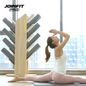 Wooden Yoga Rack (4)